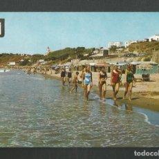 Cartes Postales: POSTAL SIN CIRCULAR PUERTO DE SANTA MARIA 8 (CADIZ) PLAYA DE FUENTEBRAVIA EDITA ESCUDO DE ORO. Lote 266040898