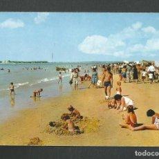 Cartes Postales: POSTAL SIN CIRCULAR SANLUCAR DE BARRAMEDA 7706 (CADIZ) PLAYA EDITA BEASCOA. Lote 266041003