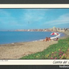 Cartoline: POSTAL CIRCULADA TORRE DEL MAR CS.809 COSTA DEL SOL EDITA MURILLO. Lote 266719593