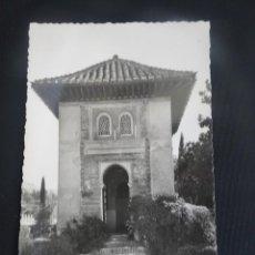 Cartoline: ANTIGUA POSTAL DE GRANADA, ALHAMBRA, MEZQUITA, VER FOTOS. Lote 266780524