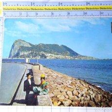 Cartoline: POSTAL DE CÁDIZ. AÑO 1970. LA LÍNEA DE LA CONCEPCIÓN, NIÑOS TRAJE TÍPICO. . 1594. Lote 266904424