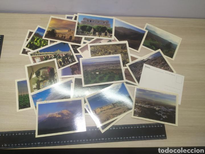 42 POSTALES LA VOZ DE ALMERÍA. JUAN JOSÉ PASCUAL LOBO. 1996 (Postales - España - Andalucia Moderna (desde 1.940))