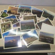Cartes Postales: 42 POSTALES LA VOZ DE ALMERÍA. JUAN JOSÉ PASCUAL LOBO. 1996. Lote 266939094