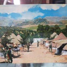 Cartoline: ANTIGUA POSTAL CAMPAMENTO MILITAR RONDA MALAGA GARRIDO DELGADO 28. Lote 267208604
