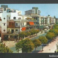 Cartoline: POSTAL CIRCULADA TORREMOLINOS 2021 (MALAGA) EDITA POSTALES COSTA DEL SOL. Lote 267805414