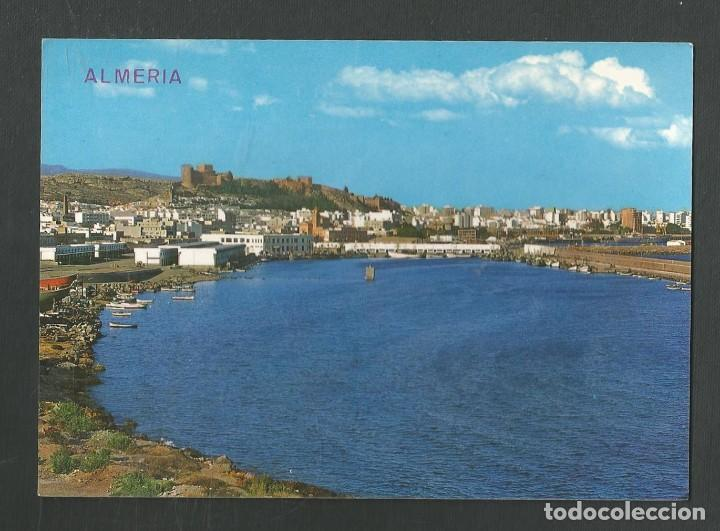 POSTAL SIN CIRCULAR ALMERIA 93 VISTA GENERAL EDITA ARRIBAS (Postales - España - Andalucia Moderna (desde 1.940))
