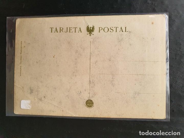 Postales: Nº 2. LANJARÓN. GRANADA. VISTA DE LOS HOTELES DEL BALNEARIO - Foto 2 - 268717699