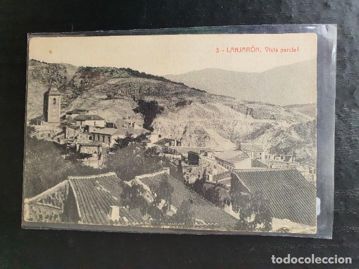 Nº 3. LANJARÓN. GRANADA. VISTA PARCIAL (Postales - España - Andalucía Antigua (hasta 1939))