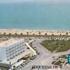 Cartoline: ROQUETAS DE MAR (ALMERIA) APARTAMENTOS ROQUETAS DE MAS - G.MONTEVERDE - S/C. Lote 268726579