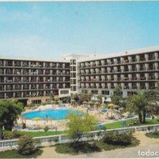 Cartoline: ROQUETAS DE MAR (ALMERIA) HOTEL ALIS - EDICIONES ARRIBAS Nº55 - CIRCULADA. Lote 268728449