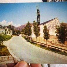 Postales: POSTAL RIBADELAGO DE FRANCO IGLESIA N 2026 ARRIBAS 1967 ESCRITA Y BELLAMENTE SELLADA. Lote 268766379
