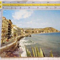 Cartes Postales: POSTAL DE GRANADA. AÑO 1975. ALMUÑECAR PASEO MARÍTIMO. 4 ESCUDO ORO. 235. Lote 268899364
