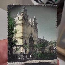 Postales: CADIZ ALAMEDA APODACA SICILIA CIRCULADA AÑOS 50 Nº 7 ANIMADA COLOREADA. Lote 268911854
