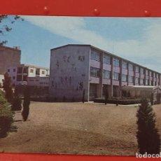Postales: ESCUELA MADRE DE LA LUZ ALMERIA INTERNADO ED VALMAN S E 617 CIRCULADA. Lote 268915669