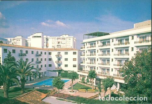 POSTAL ESTEPONA HOTEL GARDEN PISCINA MALAGA (Postales - España - Andalucia Moderna (desde 1.940))