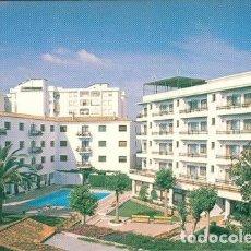 Cartes Postales: POSTAL ESTEPONA HOTEL GARDEN PISCINA MALAGA. Lote 268997319