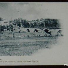 Postales: POSTAL DE PUENTE GENIL (GRANADA).- COLECCIÓN GRANADINA, NUM. 54, ED. HAUSER Y MENET, NO CIRCULADA.. Lote 269340138