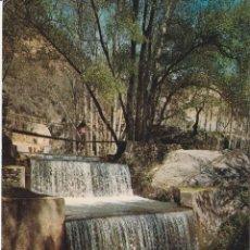 Cartoline: ALMERIA, LAUJAR, NACIMIENTO DEL RIO ANDARAX - ORTAMA ZERKOWITZ 95 - S/C. Lote 269454288