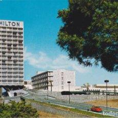 Cartoline: MARBELLA (MALAGA) HOTEL MARBELLA HILTON - EDITA BEASCOA 1467 - EDITADA EN 1969 - CIRCULADA. Lote 269712243