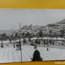 Cartes Postales: ANTIGUA POSTAL FOTOGRAFICA.PISCINA.MARTOS JAEN. FOTO LOPEZ. 1968. Lote 269739298