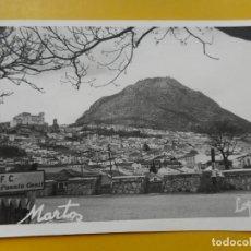 Cartes Postales: ANTIGUA POSTAL FOTOGRAFICA.MARTOS JAEN. FOTO LOPEZ. AÑOS 60.. Lote 269739528