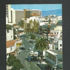 Postales: POSTAL CIRCULADA TORREMOLINOS 33 (MALAGA) EDITA FOTO ANTONIO. Lote 269747313