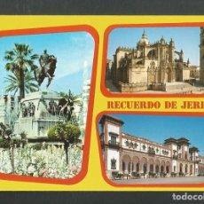 Postales: POSTAL SIN CIRCULAR JEREZ DE LA FRONTERA 552 (CADIZ) EDITA EDICIONES A.G.M. Lote 269747653