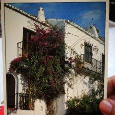 Postales: POSTAL NERJA CASA TÍPICA COSTA DE SOL N 120 MURILLO S/C. Lote 270381068