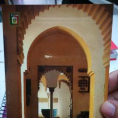 Postales: POSTAL MALAGA COSTA DEL SOL ALCAZABA INTERIOR PALACIO N 97 DOMÍNGUEZ S/C. Lote 270542813