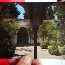 Postales: POSTAL MALAGA COSTA DEL SOL ALCAZABA PATIO INTERIOR N 120 DOMÍNGUEZ S/C. Lote 270550073