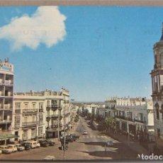 Postales: POSTAL DE SAN FERNANDO - CADIZ - PLAZA DEL EJERCITO - DE ESCUDO DE ORO.Nº 22 ESCRITA. Lote 270552343