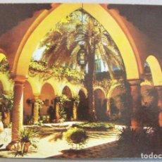 Postales: POSTAL DE CÓRDOBA PALACIO.MARQUESES DE VIANA PATIO EDI CASANOVAS 745- ESCRITA. Lote 270556483
