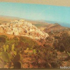 Postales: POSTAL DE ALMERIA MOJACAR VISTA GENERAL ED. FOTO RUIZ MARIN Nº E-557- ESCRITA. Lote 270559058