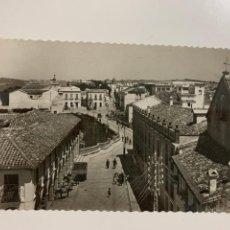 Postales: RONDA - PUENTE NUEVO Y PLAZA DE ESPAÑA - Nº 24 ED. GARCÍA GARRABELLA. Lote 272477238