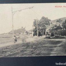 Postales: ANTIGUA TARJETA POSTAL DE MALAGA - MORLACO. Lote 273101038