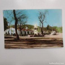Postales: POSTAL CAZALLA DE LA SIERRA PASEO DEL MORO SEVILLA 9,5 X 15 ESCRITA SIN CIRCULAR 1966 RARA. Lote 274900038