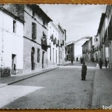 Postales: FOTO POSTAL DE BAEZA (JAEN) , FOTO CRISTOBAL. Lote 275207188