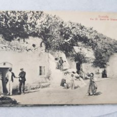 Postales: GRANADA ENRIQUE LINARES SIN CIRCULAR Nº 25 BARRIO DE GITANOS. Lote 275251478