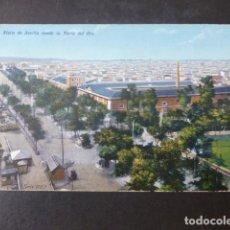 Postales: SEVILLA VISTA DESDE LA TORRE DEL ORO. Lote 275724543