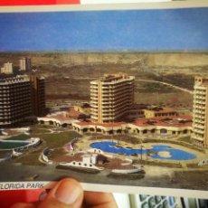 Postais: POSTAL ALMERIA HOTEL FLORIDA PARK - 3 GRAFICAS ALPE ESTADO REGULAR. Lote 275866233