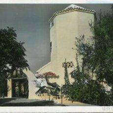 Postales: MARBELLA CLUB HOTEL- ENTRADA A LOS GARAGES--AÑO 1955-FAMILIA HOHENLOHE-. Lote 275867663