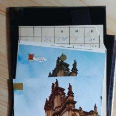 Postales: LORCA Nº 4027 COLEGIATA SAN PATRICIO / PRUEBAS DE COLOR Y NEGATIVOS / EDICIONES PERGAMINO. Lote 276091398