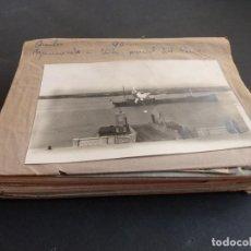 Postales: 28 SOBRES ORIGINALES - AYAMONTE, HUELVA - SIN NEGATIVOS - EDICIONES ARRIBAS. Lote 276337388