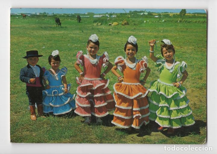 Nº 2 ANDALUCIA ♦ GARCÍA GARRABELLA, 1964 (CIRCULADA) (Postales - España - Andalucia Moderna (desde 1.940))