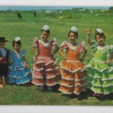 Postales: Nº 2 ANDALUCIA ♦ GARCÍA GARRABELLA, 1964 (CIRCULADA). Lote 277043873