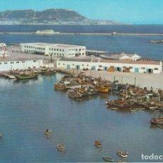 Postales: (53) ALGECIRAS . VISTA DE LA BAHIA DE ALGECIRAS Y PEÑON DE GIBRALTAR AL FONDO. Lote 277089083