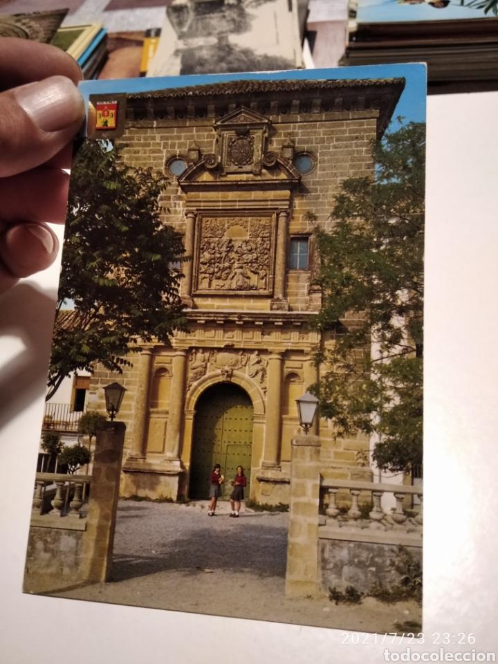 POSTAL BAEZA IGLESIA (Postales - España - Andalucia Moderna (desde 1.940))