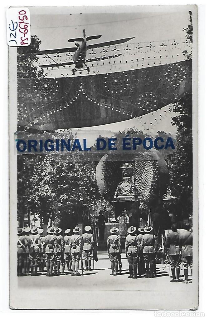 (PS-66150)POSTAL FOTOGRAFICA DE GRANADA-HOMENAJE A SU PATRONA LA VIRGEN DE LAS ANGUSTIAS CORPUS 1919 (Postales - España - Andalucía Antigua (hasta 1939))