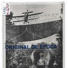 Postales: (PS-66150)POSTAL FOTOGRAFICA DE GRANADA-HOMENAJE A SU PATRONA LA VIRGEN DE LAS ANGUSTIAS CORPUS 1919. Lote 277165693