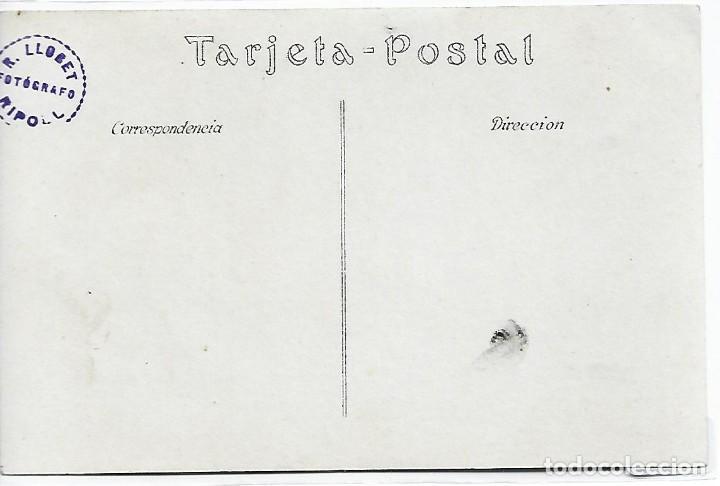 Postales: (PS-66151)POSTAL FOTOGRAFICA ALREDEDORES DE RIPOLL-SARDANES.FOTO LLOBET - Foto 2 - 277165773